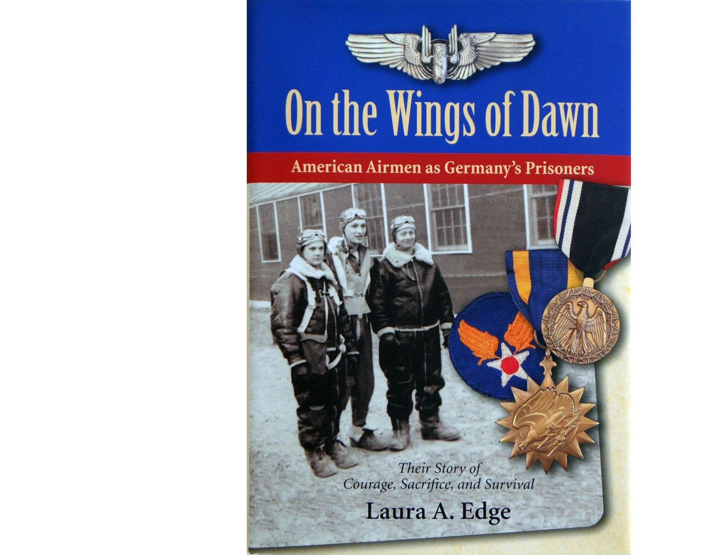 ON WINGS OF DAWN